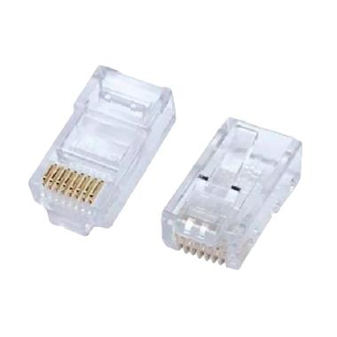 AMP Original RJ45 Jack Connector [50 Pcs]