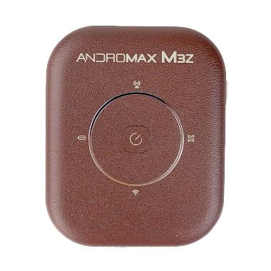 Weekend Deal - Smartfren M3Z Andromax New MIFI - Brown [30GB]