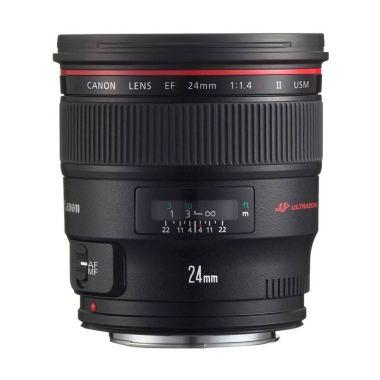 Canon Lensa EF 24mm f/1.4 L II USM  ...