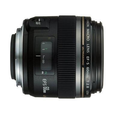 Canon Lensa EF-S 60mm F/2.8 Macro USM
