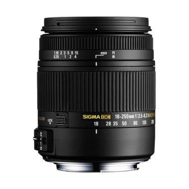 Sigma Lensa 18-250mm F/3.5-6.3 DC Macro OS HSM For Nikon