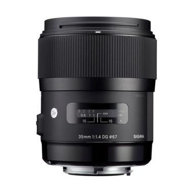 Sigma Lensa 35mm F/1.4 DG HSM AF (A) For Nikon