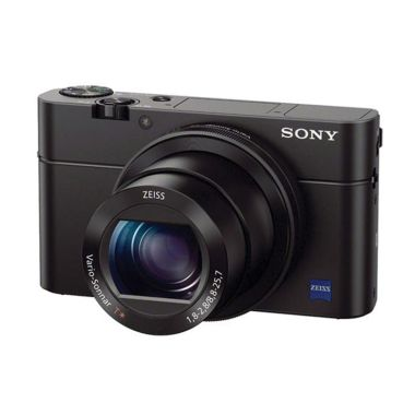 Sony DSC-RX100 III M3 Kamera Pocket - Black