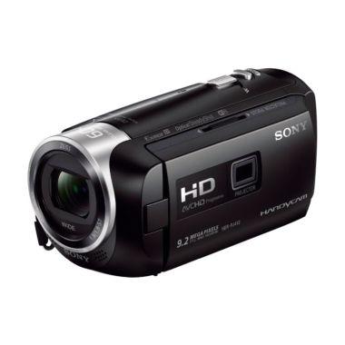 Sony HDR-PJ410 Camcorder - Black