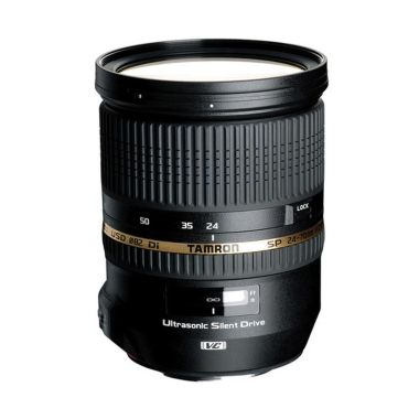 Tamron Lens 24-70mm f/2.8 Di VC USD for Canon