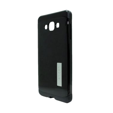 Spigen Tough Armor Black Casing for Samsung Galaxy E5 E500