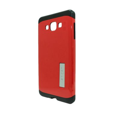 Spigen Tough Armor Red Casing for Samsung Galaxy E5 E500