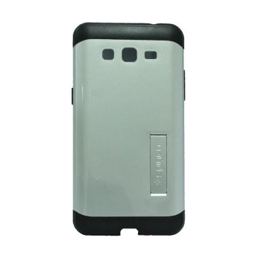 Spigen Tough Armor Silver Casing for Samsung Galaxy Grand Prime G530H