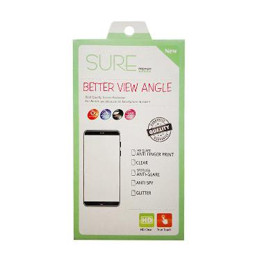 Sure Premium Anti Gores Glare HD Screen Protector for Oppo R7