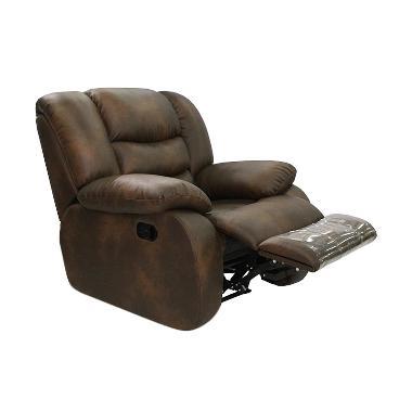 Anugrah Sofa Mores Reclining Sofa [Khusus Jabodetabek]