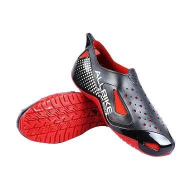 AP Boots All Bike Sepatu Motor - Hitam