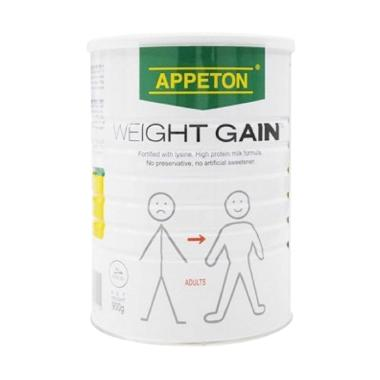 Jual Appeton Weight Gain Adult Coklat Susu Anak 900 Gr