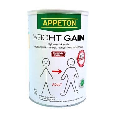 Jual Appeton Weight Gain Minuman Susu