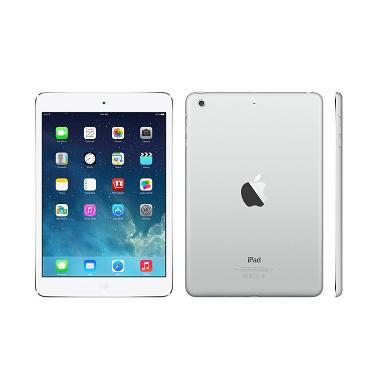 Apple iPad Mini 2 16 GB Tablet - Silver [WiFi Only/Garansi Resmi]