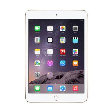 Jual Apple iPad mini 3 128GB Tablet - Gold [WiFi/ Cellular] Harga Rp 11499000. Beli Sekarang dan Dapatkan Diskonnya.