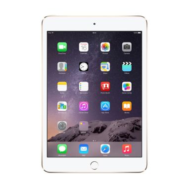 Apple iPad mini 3 Tablet - Gold [16 GB/Wi-Fi/Cellular]