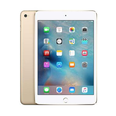 Jual Apple iPad Mini 4 128 GB Tablet - Gold [Garansi Resmi/WiFi + Cellular] Harga Rp 11500000. Beli Sekarang dan Dapatkan Diskonnya.