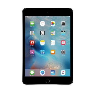 Apple iPad Mini 4 128 GB Tablet - G ... si International 1 Tahun]
