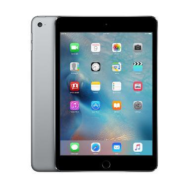 Jual Apple iPad mini 4 128GB Tablet - Space Gray [WiFi + Cellular] Harga Rp 12990000. Beli Sekarang dan Dapatkan Diskonnya.