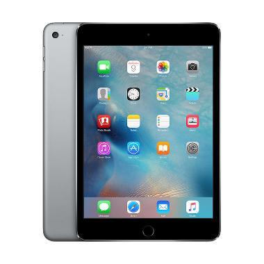 Jual Apple iPad mini 4 128GB Tablet - Space Gray [WiFi Only] Harga Rp 11990000. Beli Sekarang dan Dapatkan Diskonnya.