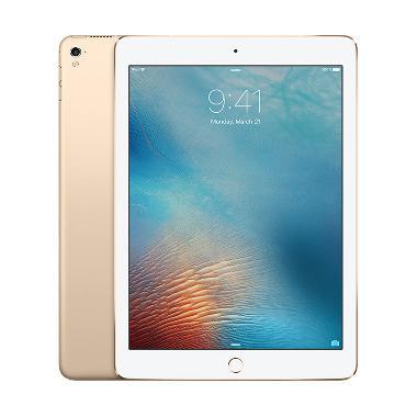 Jual Apple iPad Pro 9.7 inch 32 GB WiFi + Cellular - Gold - Garansi Resmi Harga Rp 15000000. Beli Sekarang dan Dapatkan Diskonnya.