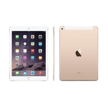 Jual Apple iPad Pro 128GB Tablet - Gold [9.7 Inch/ Wifi+Cell] Harga Rp 11650000. Beli Sekarang dan Dapatkan Diskonnya.