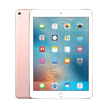 Apple iPad Pro Tablet - Rose Gold [9.7 Inch/128 GB/Wifi+Cell]