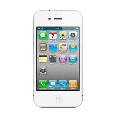 Jual Apple iPhone 4 16 GB Smartphone - Putih [CDMA/Refurbish] Harga Rp 1225000. Beli Sekarang dan Dapatkan Diskonnya.