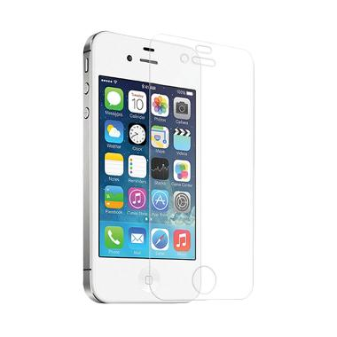 Apple iPhone 4S 64 GB White Smartphone + Tempered Glass