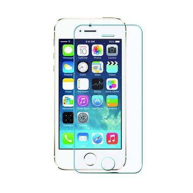 Apple iPhone 5 16 GB Smartphone - Putih  + Free Tempered Glass