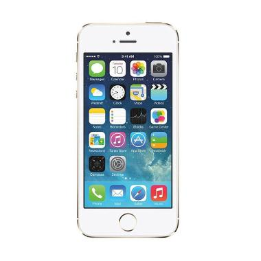 Apple iPhone 5 16 GB Smartphone - Gold Free Tempered Glass