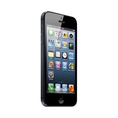 Apple IPhone 5 32 Refurbished GB Smartphone - Hitam