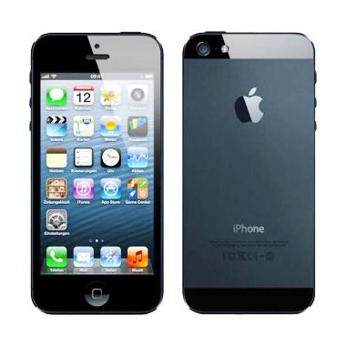 Apple iPhone 5 32 GB Smartphone - Hitam