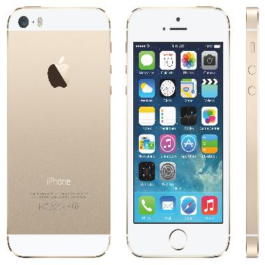 Apple iPhone 5S 16 GB Smartphone - Gold