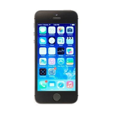 Apple iPhone 5S 16 GB Gray (Refurbi ...
