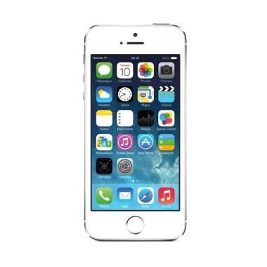 Jual Apple iPhone 5S 16 GB Smartphone - Silver [Garansi Intrnasional] Harga Rp 4519000. Beli Sekarang dan Dapatkan Diskonnya.