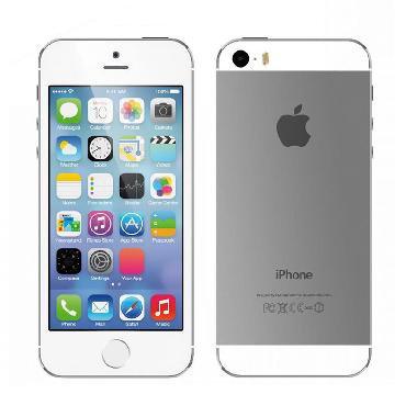 Apple iphone 5s 16 GB Smartphone - Silver [Refurbish]