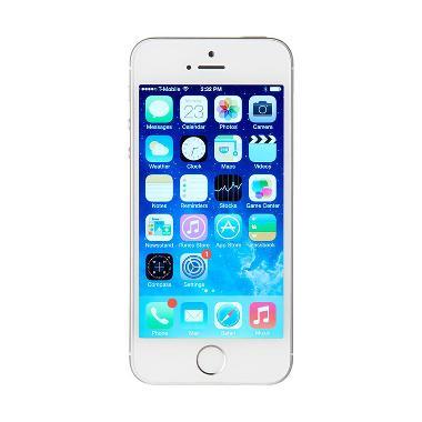 Jual Apple iPhone 5S 16GB Smartphone - Silver [Garansi Distributor] Harga Rp 4000000. Beli Sekarang dan Dapatkan Diskonnya.