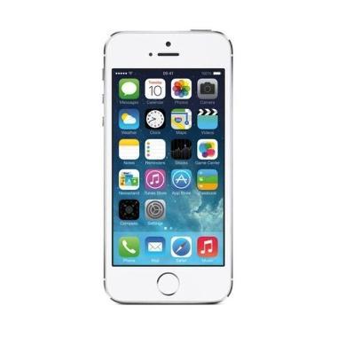 Jual Apple iPhone 5s 32 GB Smartphone - Silver [Garansi Intrnasional] Harga Rp 4829000. Beli Sekarang dan Dapatkan Diskonnya.