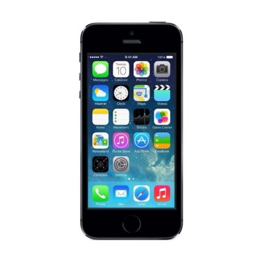 Apple iPhone 5S 32 GB Space Smartphone - Grey [Refurbish]