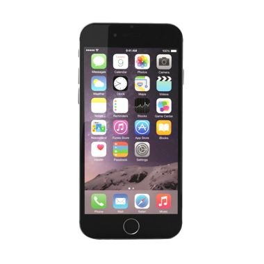 iPhone 6 16GB Grey. Apple Smartphone (Factory Refurbish)