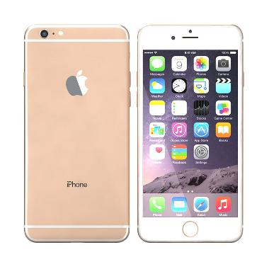 harga Apple iPhone 6 (Gold, 16 GB) (Refurbish) Blibli.com