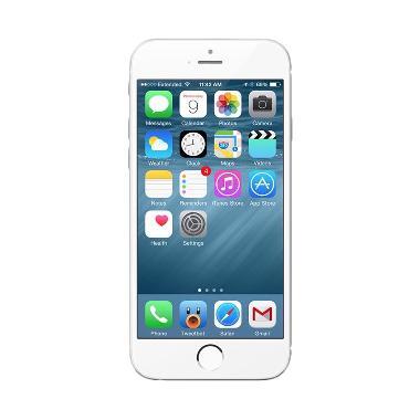 Jual Apple iPhone 6 64 GB Smartphone - Silver [Refurbish] Harga Rp 7878800. Beli Sekarang dan Dapatkan Diskonnya.