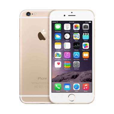 Apple iPhone 6 64 GB Smartphone - Gold (Refurbish)