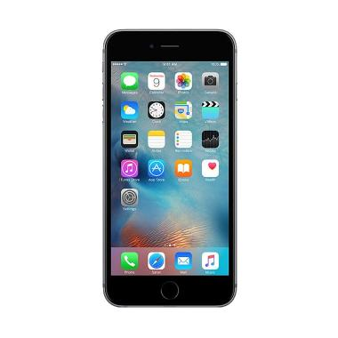 Apple iPhone 6 Plus 64GB Smartphone - Abu-Abu