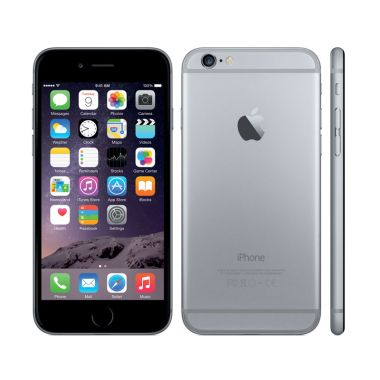 Apple Iphone 6 Plus 128 GB Smartphone - Space Gray