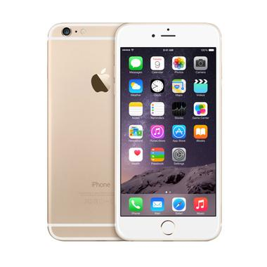 Apple iPhone 6 Plus 64 GB Smartphone - Gold [Refurbish]