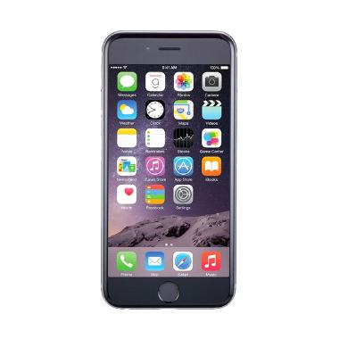 Apple Iphone 6 Plus 64 GB Smartphone - Space Gray Free Kuota 10 GB