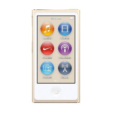 Jual Apple iPod Nano 7th Generation 16GB ... er - Gold [Garansi Resmi] Harga Rp 3000000. Beli Sekarang dan Dapatkan Diskonnya.