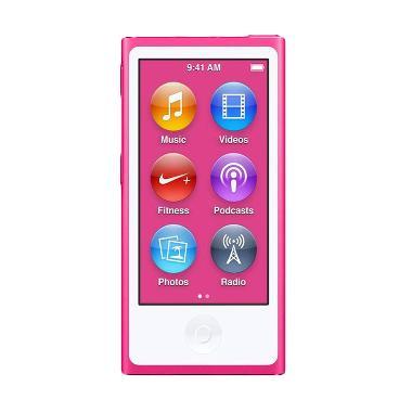 Jual Apple iPod Nano 7th Generation 16GB ... er - Pink [Garansi Resmi] Harga Rp 3000000. Beli Sekarang dan Dapatkan Diskonnya.